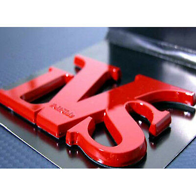 OFFROAD Logo Chrome Tuning Emblem 1 piece 175mm 6.8inch For Universal Vehicles