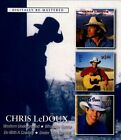 Western Underground/Whatcha Gonna Do With a Cowboy/Under This Old Hat * by Chris LeDoux (CD, Aug-2013, 2 Discs, Beat Goes On)