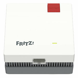 AVM FRITZ!Repeater 1200 Dualband Repeater AC/N WLAN Mesh 5 GHz Gigabit LAN