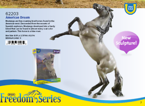 Breyer Classic Horse Mid Year Release American Dream Rearing Classic IN STOCK