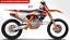 Motocross-Graphics-Custom-Decal-Kit-for-SX-SXF-XC-XC-F-2016-2017-2018-MX-Sticker thumbnail 8