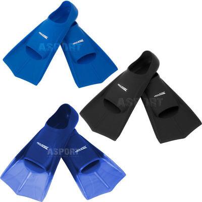 Zoggs Ultra Blue Fins Schwimmflossen Flossen Trainingsflossen NEU OVP