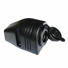 12V Motorcycle Car Cigarette Lighter Power Socket Power Outlet Waterproof XC