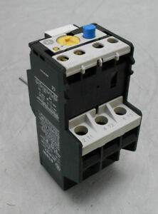 General-Electric-Thermal-Overload-Relay-RTN1H-1-3-1-9-A-Range-Used-Warranty