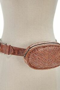 f7823e7a6c6f Image is loading Steve-Madden-Studded-Chevron-Quilted-Fanny-Pack-Belt-