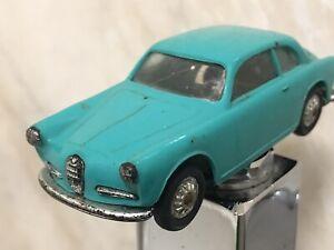 Norev: Alfa Romeo Guiletta Sprint 1500, escala 1:43 (Schub 19)