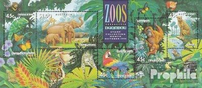 Never Hinged 1994 Affected Buy One Get One Free complete.issue. Honey Australia Block17i Unmounted Mint