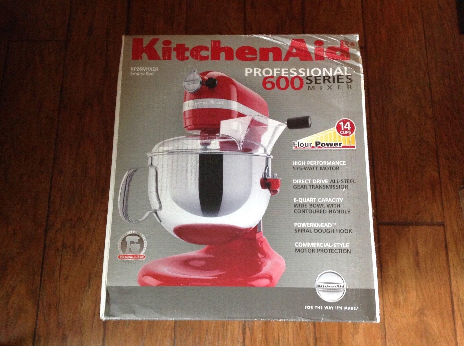 NEW KitchenAid Professional 600 Series Mixer
