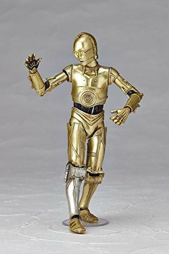Figure complex STAR WARS REVOLTEC No.003 C-3PO(NON SCALE ABS&PVC ABS&PVC ABS&PVC Painted Action f23a0b