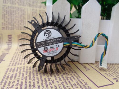 55mm ATI Fan PLB05010S12H-3 0.27A 4pin 40*40*40mm  #M311 QL
