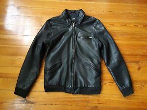 e264bb9ab Details about Apc x Carhartt Detroit Leather jacket! Sz L. Super Rare!!