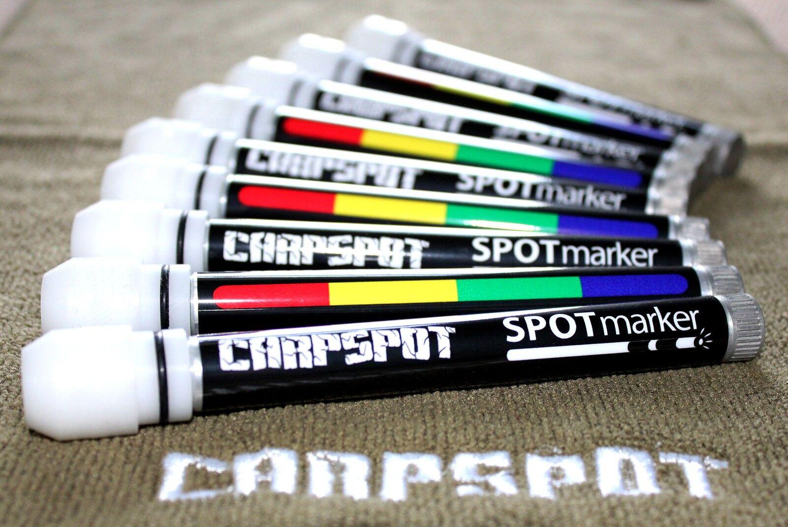 Carpspot Premium Marker Spotmarker 6,35m Stab Marker Premium + Tasche + 2kg Blei + Leuchtkopf 2b95f4