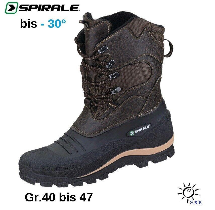 SPIRALE - Canadian Boot Winter Stiefel bis -30° kälteresistent & wasserabweisend