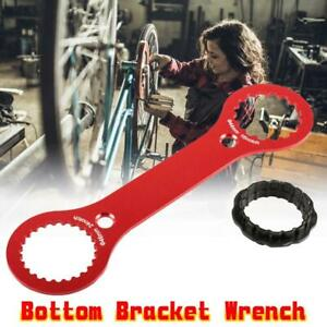 Bicycle Bottom Bracket Wrench Spanner,Installation Removal Remover Tool Repair