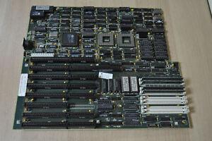 Vintage-80386-Motherboard-VLSI-8949AV-107302-8-Isa-slots-8-Ram-slots-AMI-4096kb