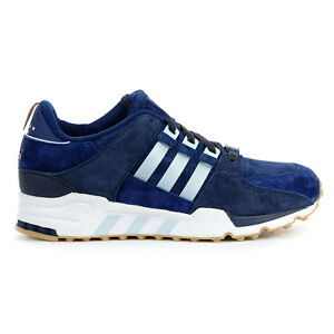 Adidas-Mens-EQT-93-Equipment-Berlin-Marathon-LTD-Navy-Ice-Blue-Shoes-B27662-NEW