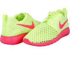 acc607a6721f item 5 Nike Roshe One Flight Weight GS Green Pink Kids Running Sneakers  705486-300 5Y -Nike Roshe One Flight Weight GS Green Pink Kids Running  Sneakers ...