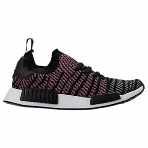 3f5e16b14 MENS ADIDAS NMD RUNNER R1 STLT PRIMEKNIT CASUAL SHOES MEN S SELECT ...