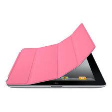 Original Apple Ipad 2,3&4 Smart Cover Case MD308ZM/A Polyurethan Pink New Sealed