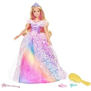 Poupee-Barbie-Playset-enfants-jouets-filles-Toy-Figures-Princesse-poupees-fille-dreamtopia
