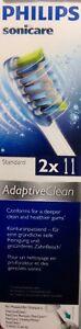 Philips-Sonicare-HX9042-07-Original-AdaptiveClean-Aufsteckbuersten-Standard