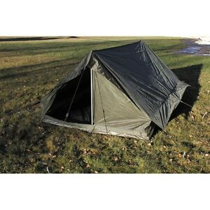 Tente F2 Armee Francaise Kaki 2 Places Tent F2 Army French