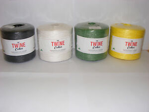 6-x-1kg-strong-Twine-spools-for-garden-or-DIY-use-UK-manufactured