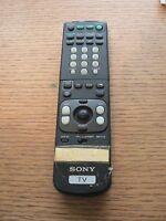 Sony TV Remote Control 4-978-977