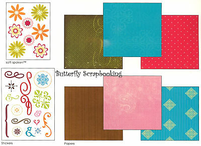 SLEEP OVER 8X8 Scrapbooking Kit Me /& My BIG Ideas NEW