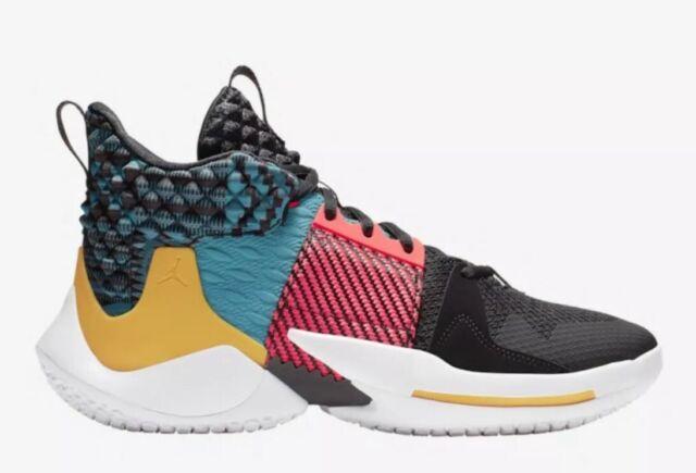 Nike Jordan Why Not Zer0.2 BHM Black