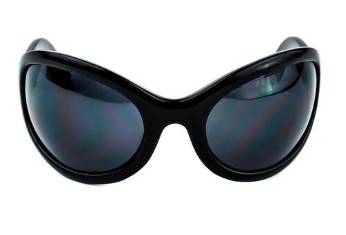 Gothic Vampire Oversized Sunglasses Black Lens Alternative Grunge Hipster Punk