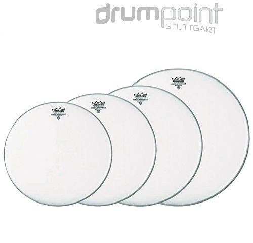 Remo Propack Fellsatz 10  12  14  14  Ambassador coated Drumheads