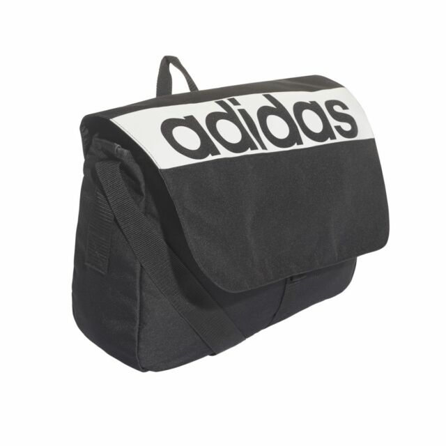 efbc2c4f56ed adidas Linear Performance Messenger Shoulder Bag Sports Training for ...