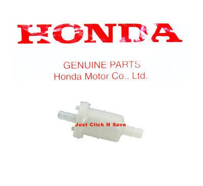 G... Honda 16910-ZV4-015 Genuine OEM Fuel Filter for Honda Engines GC135 GC160