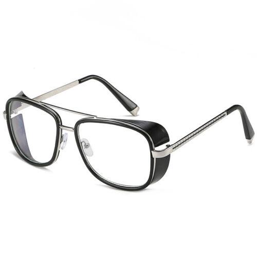 Polarized Men Sunglasses UV400 Iron Men Retro Tony Stark Vintage Design Matsuda