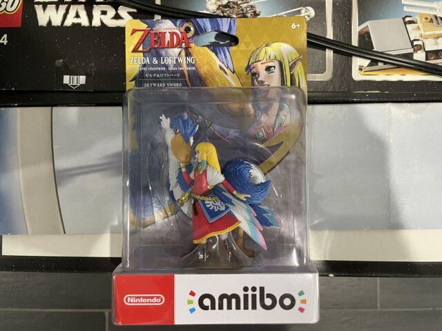 THE LEGEND OF ZELDA Skyward Sword HD ZELDA and LOFTWING amiibo Nintendo Switch