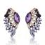 Elegant-Women-Rhinestone-Resin-Crystal-Ear-Stud-Eardrop-Earring-Fashion-Jewelry thumbnail 4