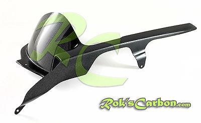 Carbon Hinterradabdeckung mit Kette rear hugger with chainYamaha YZF-R1 2009-