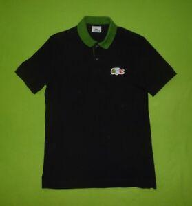 6acf528ba Genuine Designer Lacoste Men s Short-Sleeves Polo-Shirt Size 3 ...