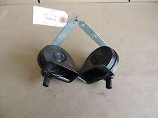 OEM BMW e65 2002 2003 2004 2005 745i 750i Horns Set of 2 (G9)