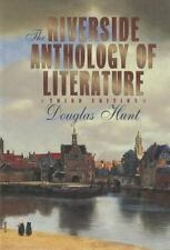 The Riverside Anthology of Literature, Third Edition by Hunt, Douglas