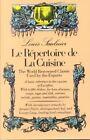 Le Repertoire De La Cuisine by Saulnier (Hardback, 2003)