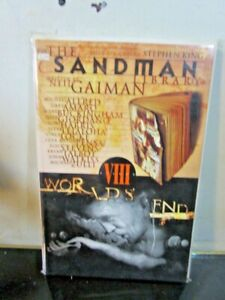 SANDMAN: WORLD'S END ( SANDMAN LIBRARY, VOL. VIII) By Neil; King Gaiman~