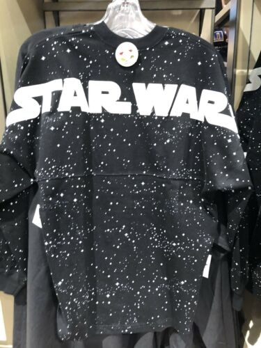 Disney PARKS 2020 Star Wars Rebels Imperial Spirit Jersey Pullover Top Shirt L