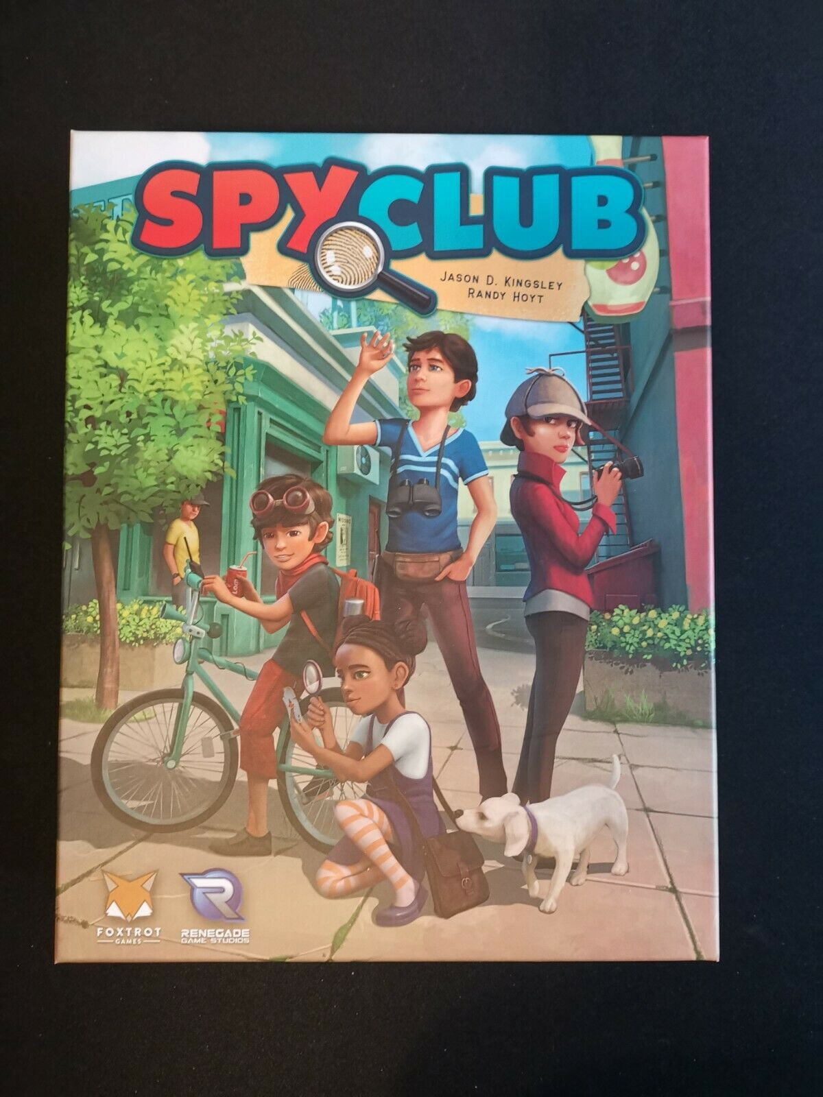 SPY Club-spyclub Gioco da tavolo-Board Game-Renegade Game Studios