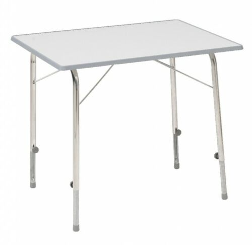 Dukdalf Table Stabilic 60x80cm Robust Folding Camping Adjustable Height