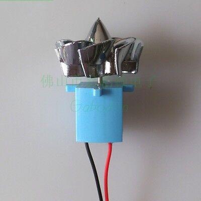 0.01-15V Micro wind hydro turbines Hydraulic dual wind generator Model Generator