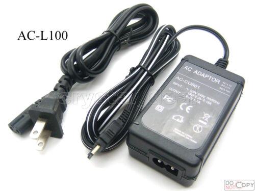 Fuente de Adaptador de CA para Sony DCR-TRV7 DCR-TRV70 DCR-TRV720 DCR-TRV730 DCR-TRV740