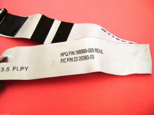 HP EVO D530 SFF Floppy Drive Cable Ribbon IDE 168999-005 REV.E
