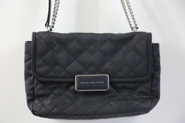 9f26cf9b6ae3 9 Marc By Marc Jacobs Rebel 24 Black Cross Body Bag